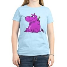 Purple Hippo T-Shirt