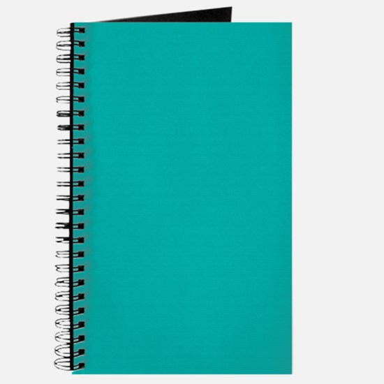 Sold Teal Journal