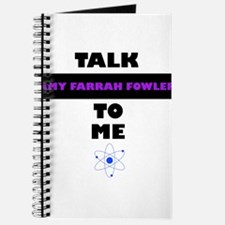 Talk Amy Farrah Fowler to Me Journal