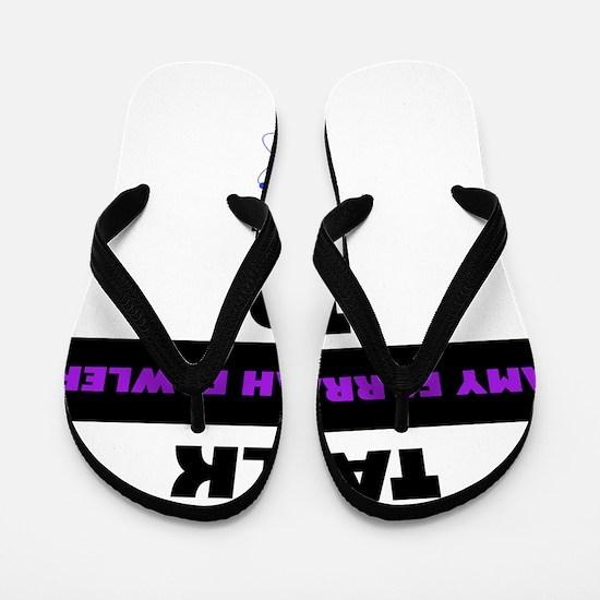 Talk Amy Farrah Fowler to Me Flip Flops