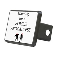 Training for Zombie Hitch Cover