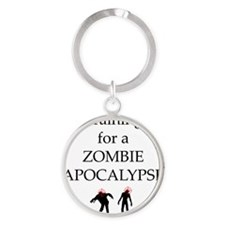 Training for Zombie Keychains