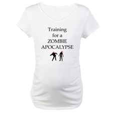 Training for Zombie Shirt