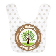 All Natural Home Made Bib