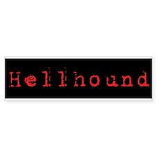 Hellhound Bumper Bumper Sticker