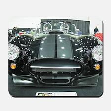Black car Mousepad