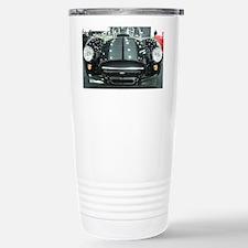 Black car Stainless Steel Travel Mug