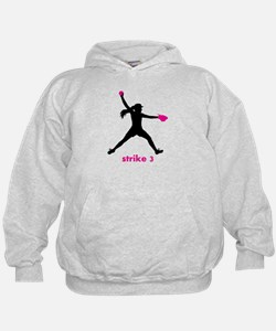 Fastpitch Softball Hoodie
