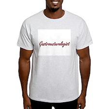 Gastroenterologist Artistic Job Design T-Shirt