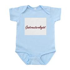 Gastroenterologist Artistic Job Design Body Suit