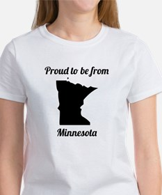 Proud To Be From Minnesota T-Shirt