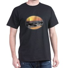 Sunset by the sea T-Shirt