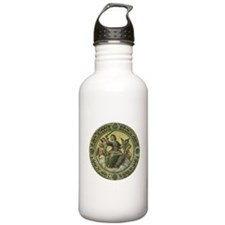 Justice by Raphael Water Bottle