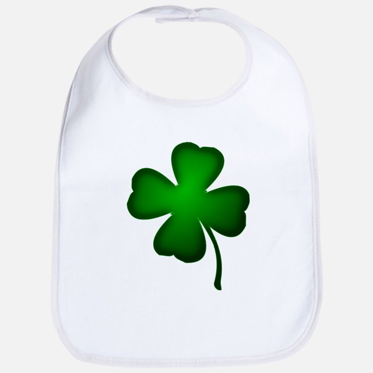 Four Leaf Clover Bib