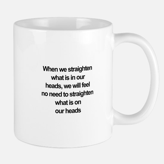 African American quote Mugs