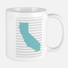 I Love San Diego Mugs