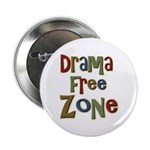 Funny Drama Free Zone Button