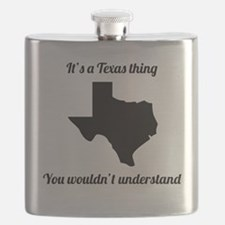 Its A Texas Thing Flask