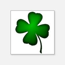 Four Leaf Clover Sticker