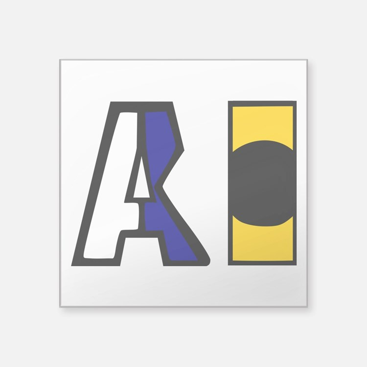 AI Sticker