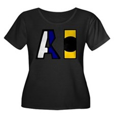 AI Plus Size T-Shirt