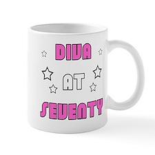 Women's 70th Birthday Mug