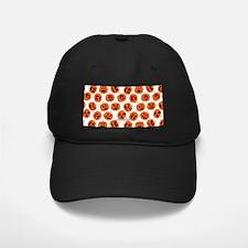 Halloween Pumpkin Pattern Baseball Hat