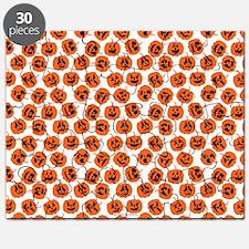 Halloween Pumpkin Pattern Puzzle