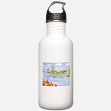 Funny Netherlands Water Bottle