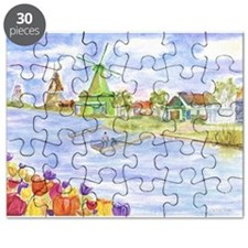 Cute Netherlands Puzzle