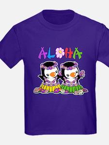 Aloha Penguins (1) T