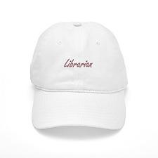 Librarian Artistic Job Design Baseball Cap