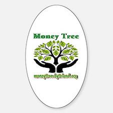 Money Tree Decal