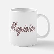 Magician Artistic Job Design Mugs