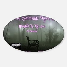 Haunted In The Soo Line Decal