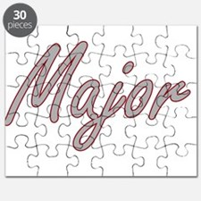 Major Artistic Job Design Puzzle