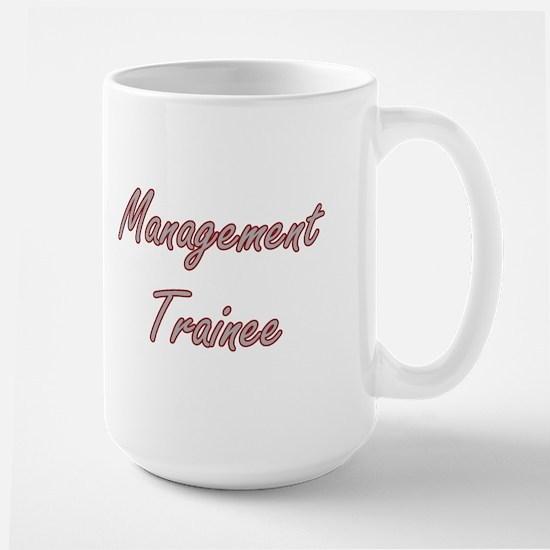 Management Trainee Artistic Job Design Mugs