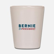Bernie For President Shot Glass
