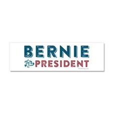 Bernie For President Car Magnet 10 x 3