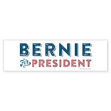 Bernie For President Bumper Sticker