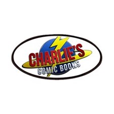 Charlie's Comic Books Patch