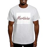 Funeral directors Mens Light T-shirts