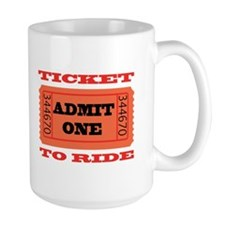 Ticket To Ride Mugs