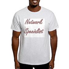 Network Specialist Artistic Job T-Shirt