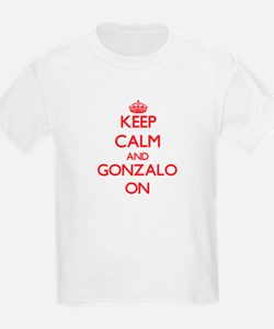 Keep Calm and Gonzalo ON T-Shirt