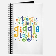 Giggle Bubbles Journal