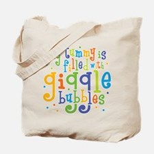Giggle Bubbles Tote Bag