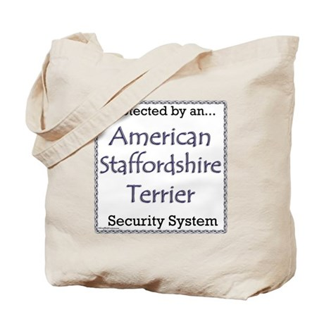Am Staff Security Tote Bag