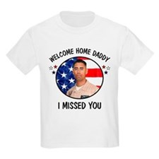 For Tracee Custom Military T-Shirt
