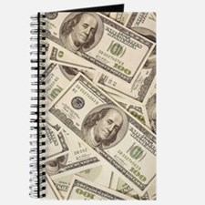 Dollar Bills Journal